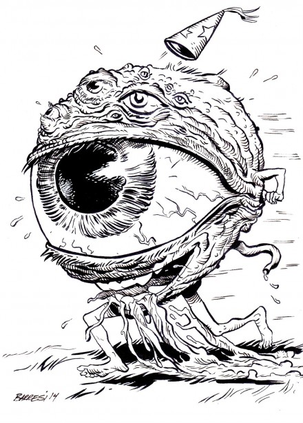 Eye Monster