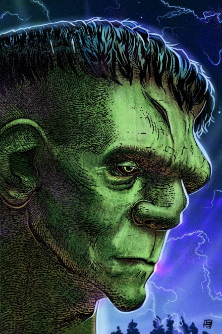 Frankenstein – In Full Color